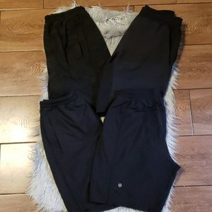 Lululemon Mens Shorts x4